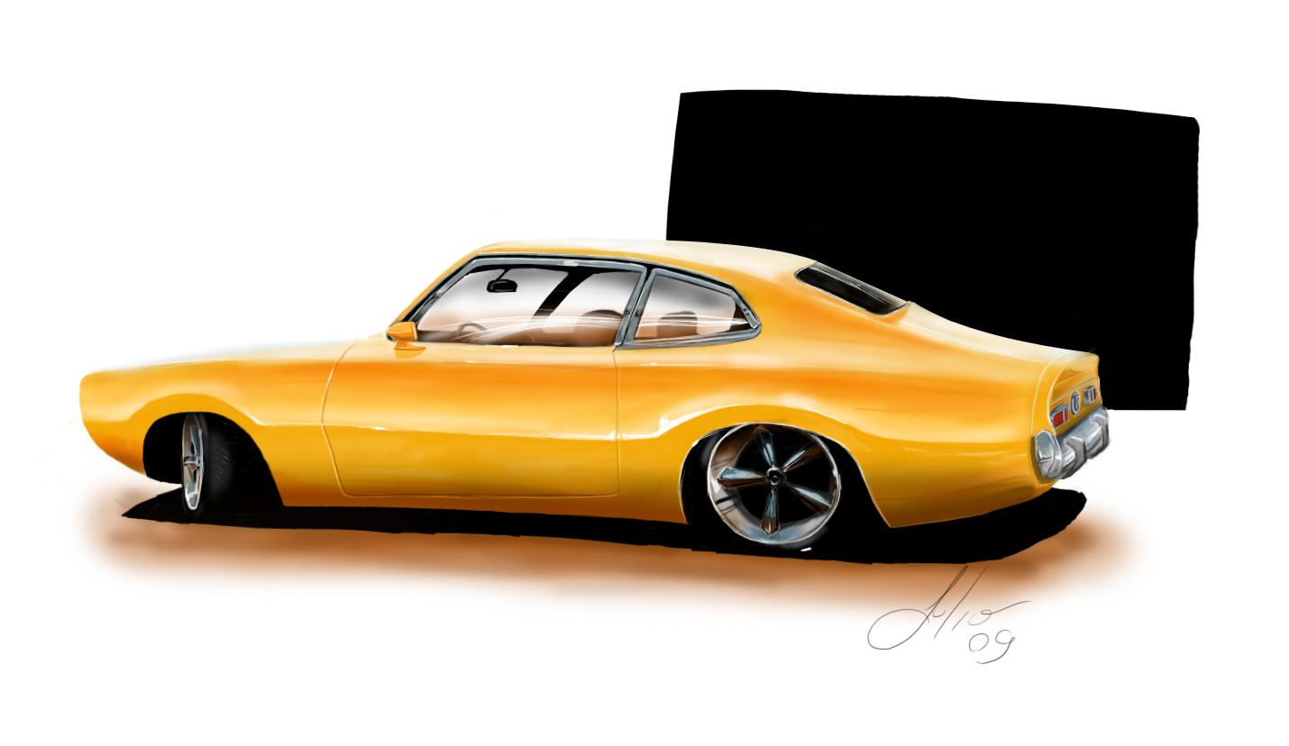Maverick /Comet art - Page 6 - Ford Maverick / Mercury Comet Forums