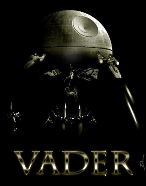 Vader Illusion by Dantooine