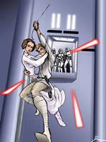 Leap of Hope by Dantooine