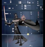Lord Vader by Dantooine