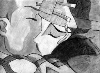 Sukka Pencil by jakniclesin