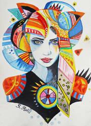 watercolor practice by ceca993