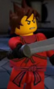 lego ninjago Kai 'Bad mood' by Coledxfan88