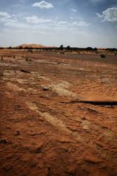 In the Sahara I by Yutonet