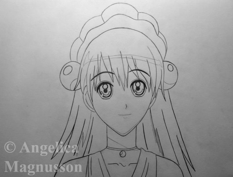 Sora Naegino by AnkaaaaPORR