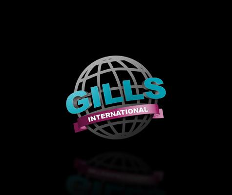 gills international logo by yashesh