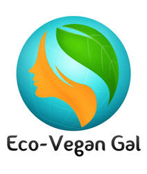 eco-vegan gal logo by yashesh
