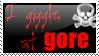 Giggle at Gore Stamp by maranight