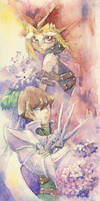 Hydrangea and Duelists