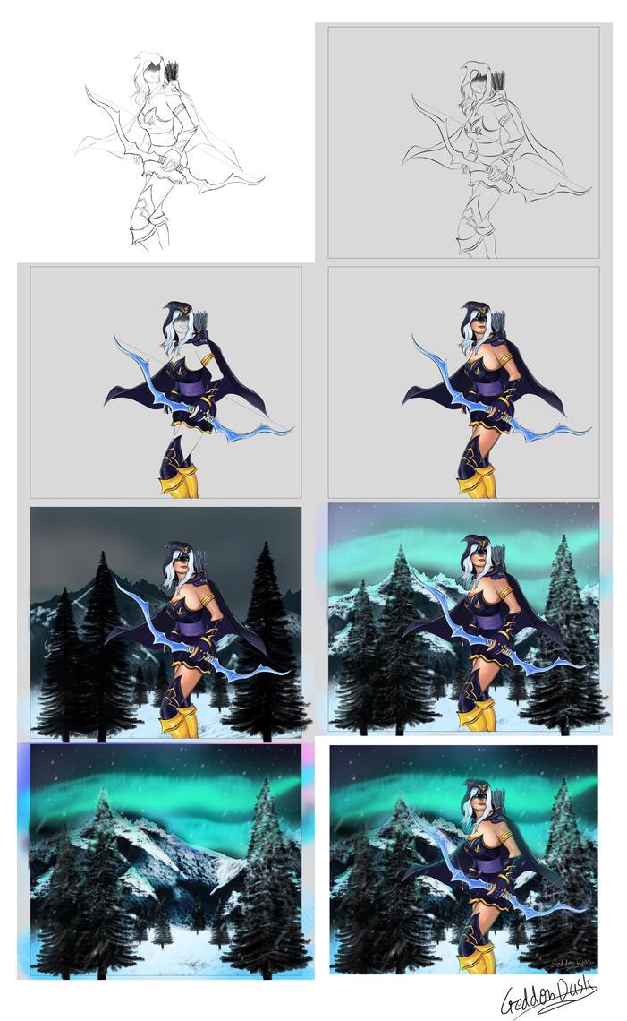 The Frost Archer - Walk through by GeddonDusk