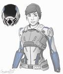 Sarah Ryder (Mass Effect Andromeda)