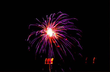 Fireworks by edthefred