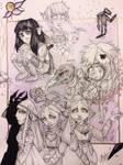 Dark Crystal doodle dump~