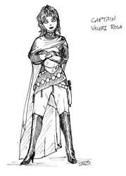 Captian Valeri Rosa