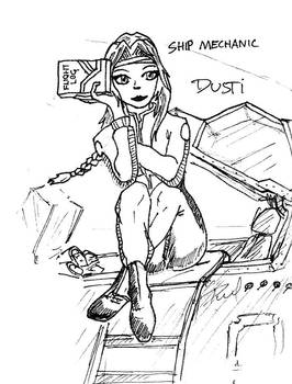 Dusti