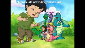 Dragon Tales Max Have Now The Size Of Quetzal