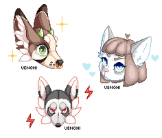 (open) SHADED ICONS by uenohi
