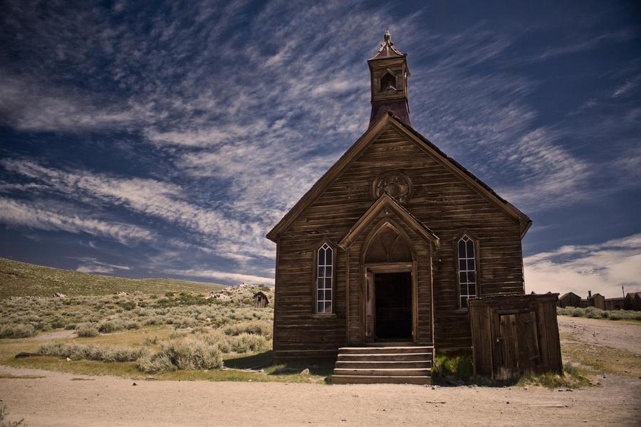 Bodie 2 - Church