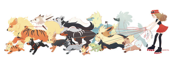:: walkies!
