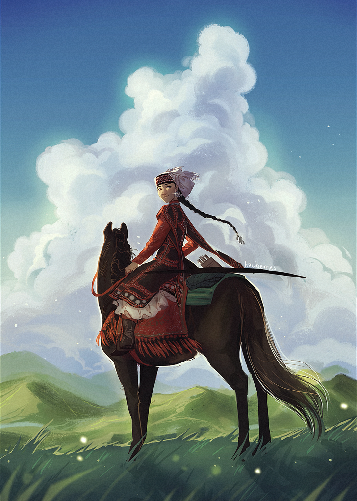 :: spirit of the mountain