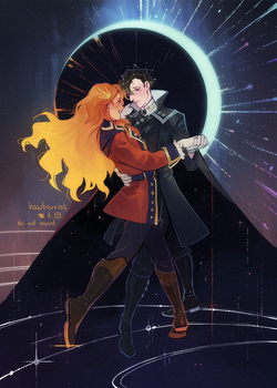 :: the sun and moon's waltz