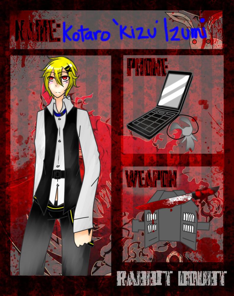 RD APP : KIZU by Shrio-nii