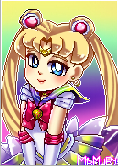 Pixl Sailor super by Mateo245