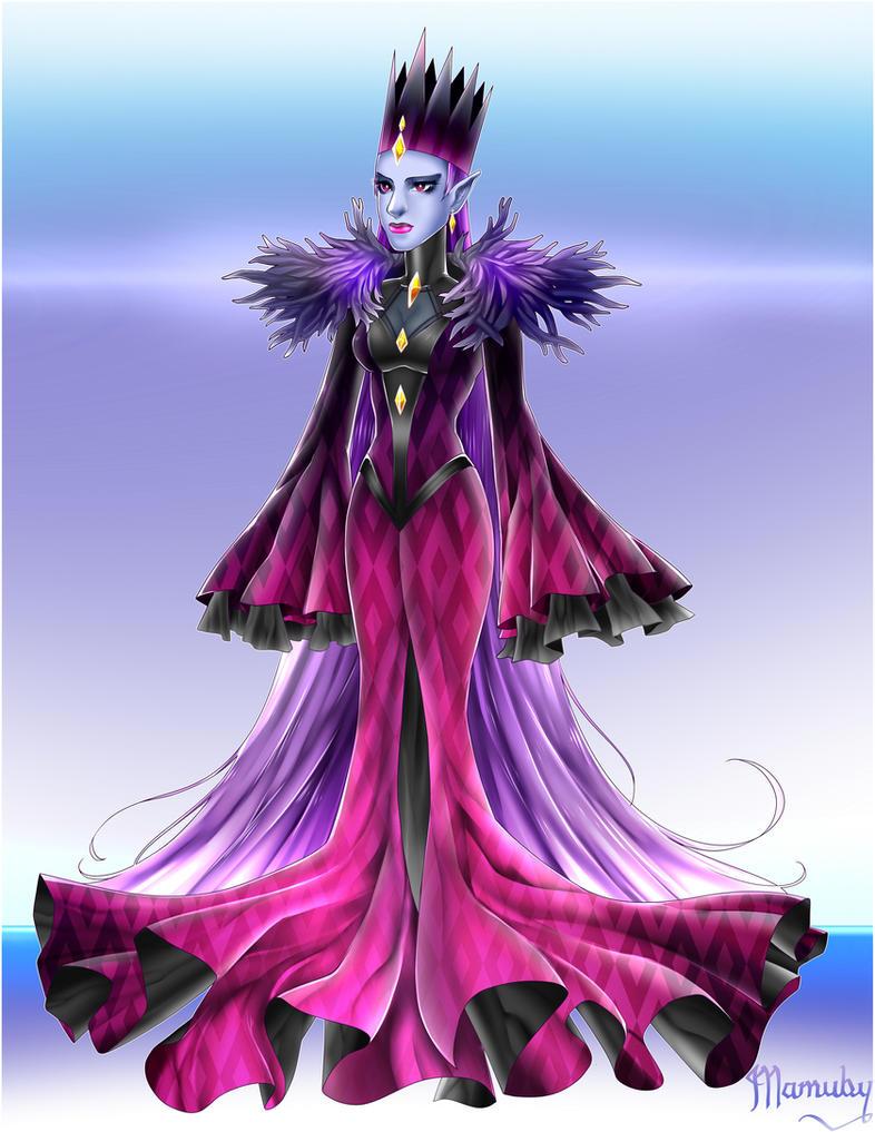 Queen Jaydes by Mateo245