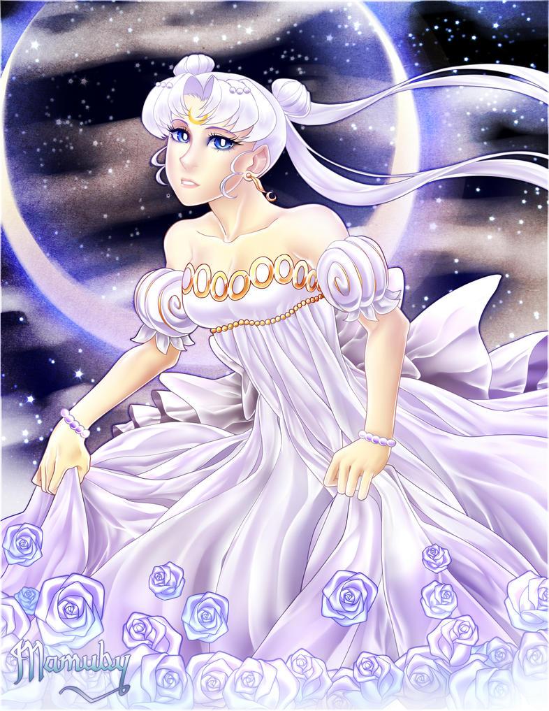 Moon Princess by Mateo245