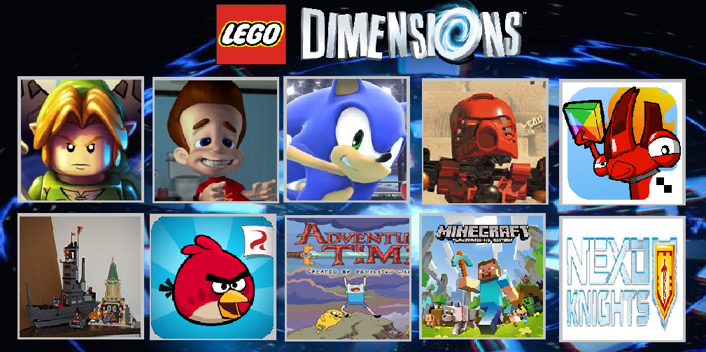 Top 10 worlds for Lego Dimensions (in no order) by realshow on ...