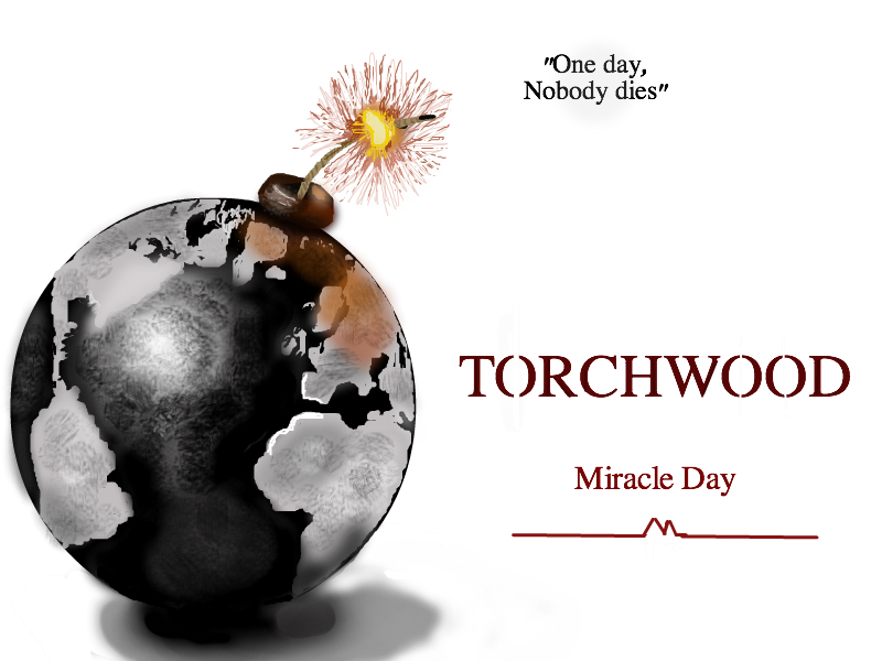 TORCHWOOD - Miracle Day by The-Blu-Gnu-Cebu