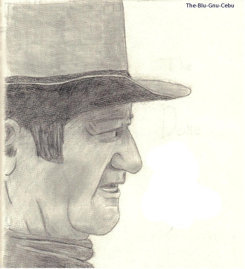 A Real Cowboy by The-Blu-Gnu-Cebu