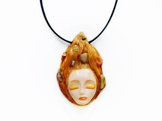 Sun Goddess by abigailsmycken