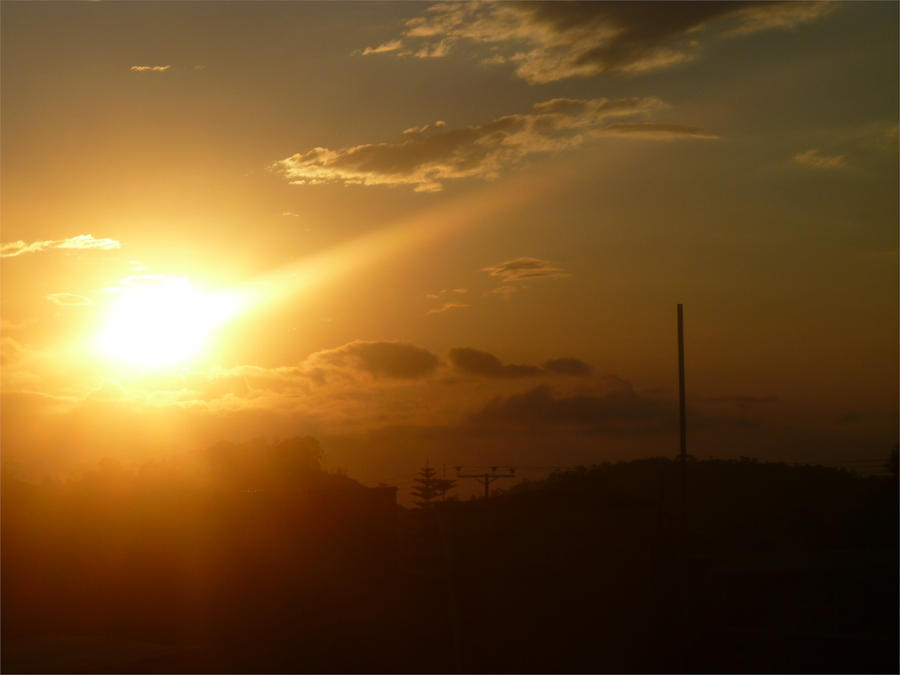 Lightbulb Sun by LcHeist