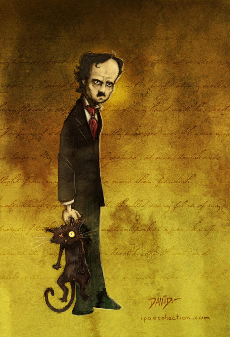 edgar allen poe compare and contrast