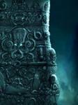 Cyclopean Monolith - Dagon