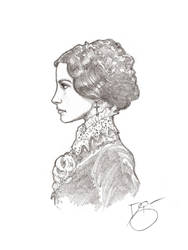 Lady Lucille Sharpe by Disezno
