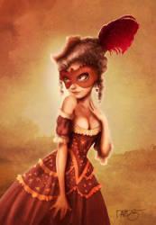 Masquerade by Disezno