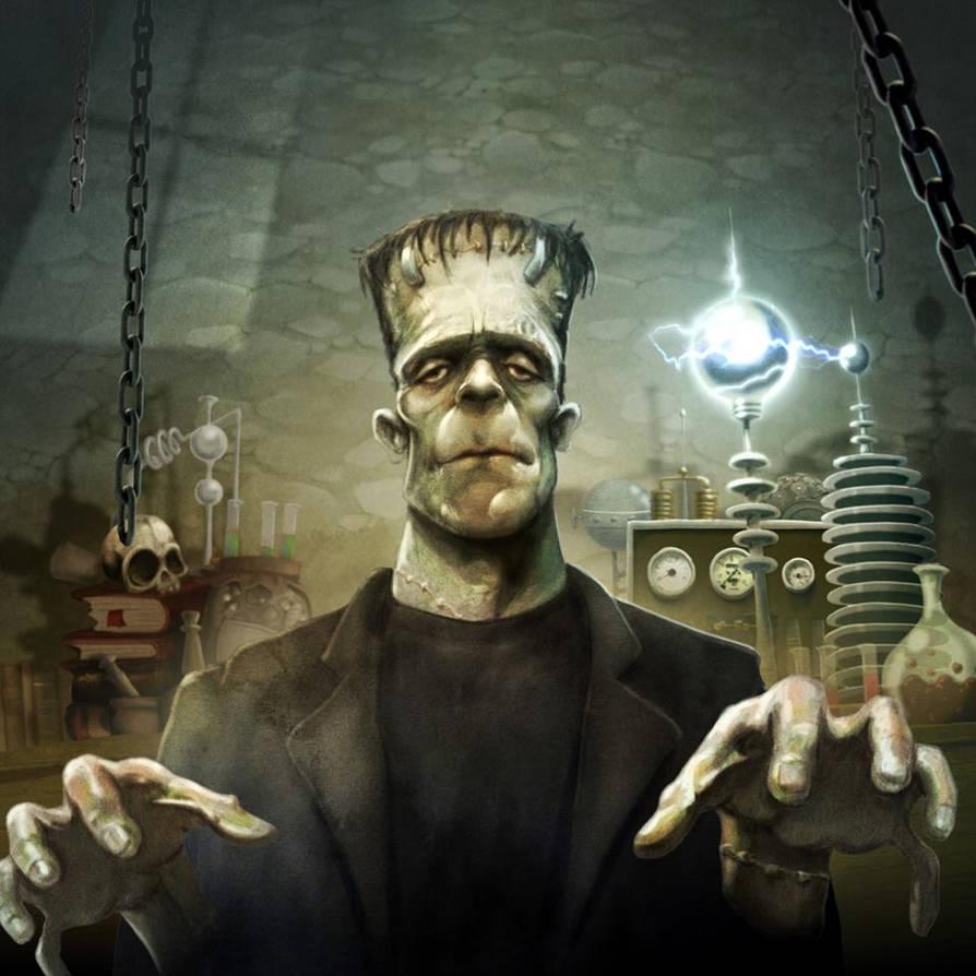 Frankenstein by Disezno