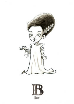 B is for Bride