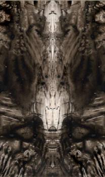 Humanoid Fossil of Mars
