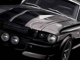67' Mustang-Eleanor by BoyGTO