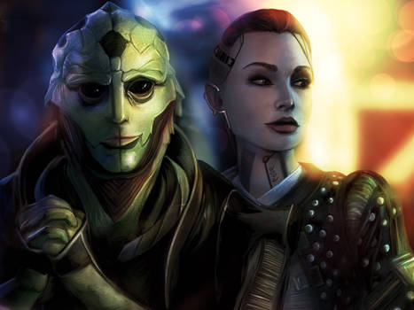 Thane and Jack