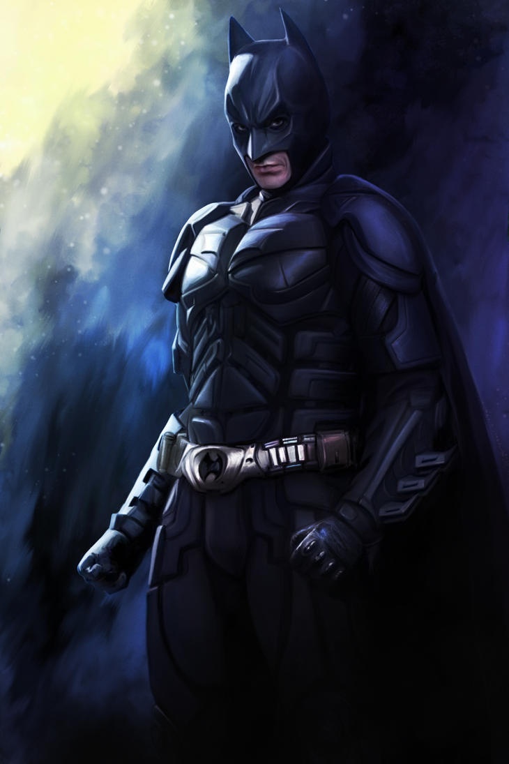 The Dark Knight by BoyGTO
