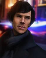 Sherlock Holmes by BoyGTO