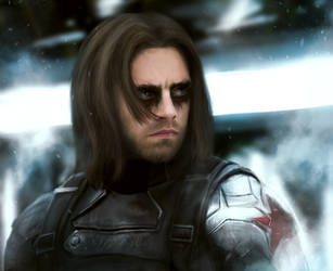 The Winter Soldier by BoyGTO