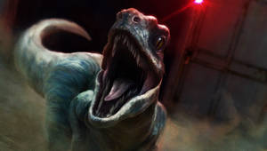 Jurassic World: Velociraptor by BoyGTO
