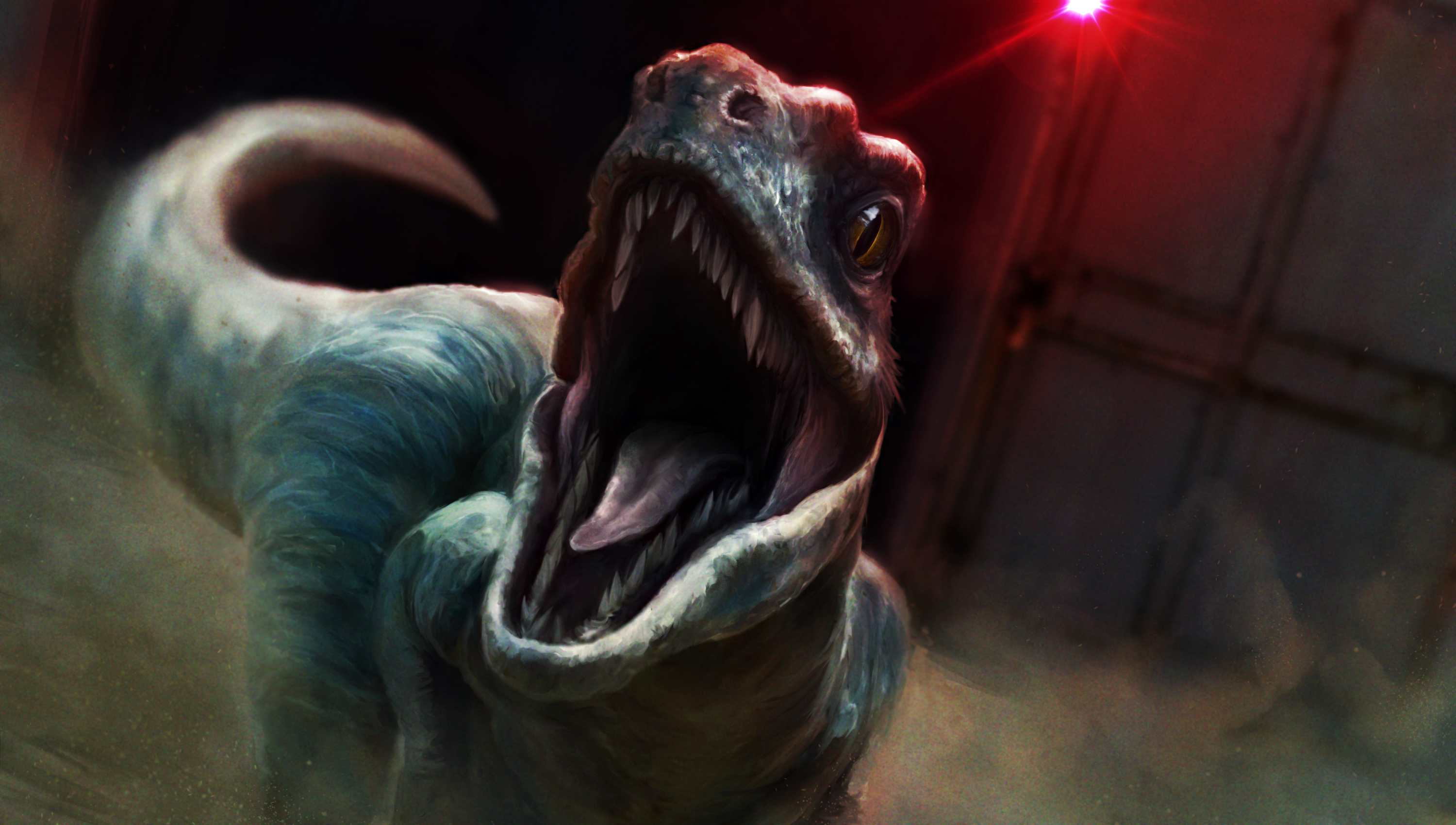 Jurassic World: Velociraptor by BoyGTO