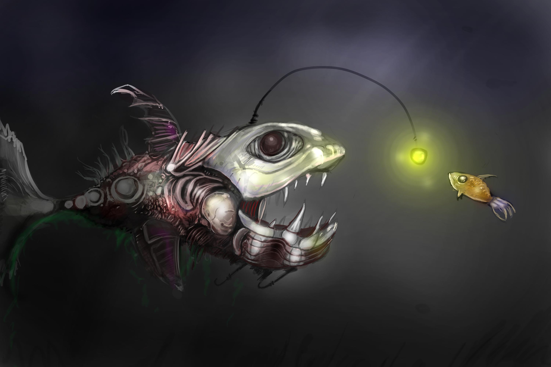 [Art] Lanternfish - Toribash Community