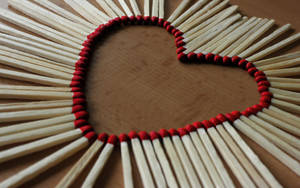 Matchstick Love by Aredelsaralonde